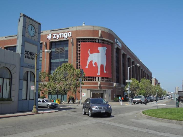 zynga building